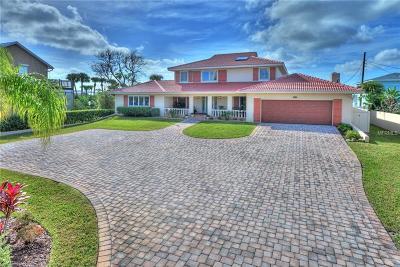 Port Orange Single Family Home For Sale: 3318 S Peninsula Drive