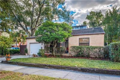 Orlando Single Family Home For Sale: 730 W Yale Street