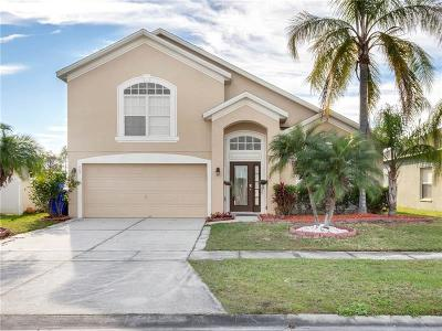 Kissimmee Single Family Home For Sale: 823 Hacienda Circle