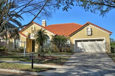 Orlando Single Family Home For Sale: 1854 Vista Royale Boulevard