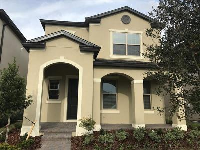 Winter Garden Rental For Rent: 14185 Lakeview Park Road