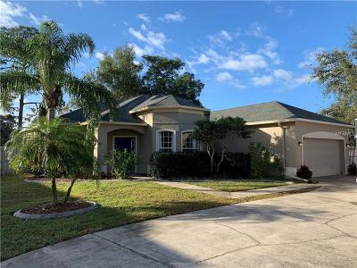 Oviedo Single Family Home For Sale: 5532 White Heron Place