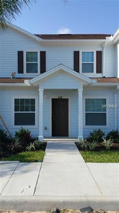 Kissimmee Townhouse For Sale: 8927 Shine Drive