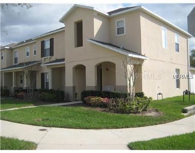 Winter Garden Townhouse For Sale: 13826 Orchard Leaf Way
