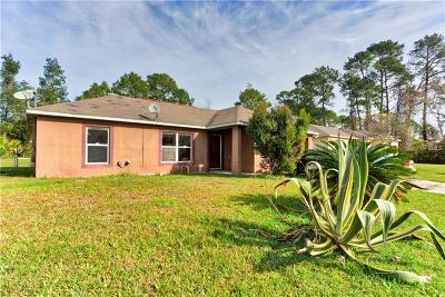 Deltona Single Family Home For Sale: 3200 N Covington Drive