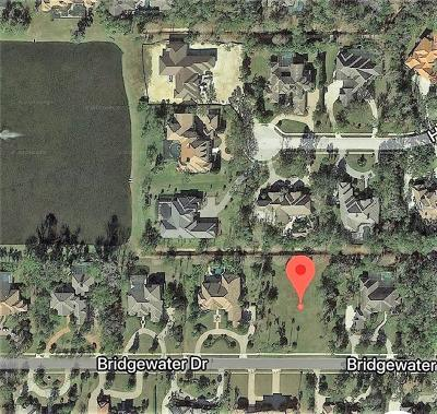 Lake Mary Residential Lots & Land For Sale: 1822 Bridgewater Drive