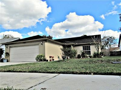 Oviedo Single Family Home For Sale: 1040 Abell Circle