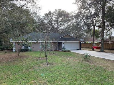 Groveland Single Family Home For Sale: 18130 Villa City Rd