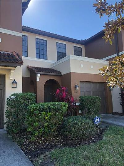 Orlando Townhouse For Sale: 9540 Bacchus Trail