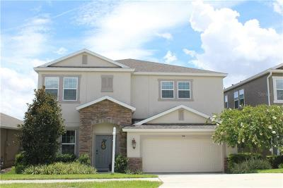 Apopka Single Family Home For Sale: 918 Berry Leaf Court