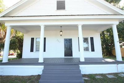 Eustis Single Family Home For Sale: 127 N Mary Street