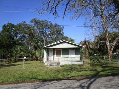 Tampa Single Family Home For Auction: 2804 E 27th Avenue