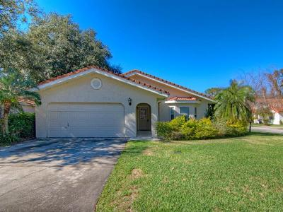 Winter Springs Single Family Home For Sale: 612 Nighthawk Circle