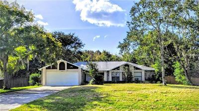 Kissimmee Single Family Home For Sale: 1981 Pine Needle Trail