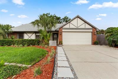 Winter Springs Single Family Home For Sale: 3719 N Saint Lucie Drive