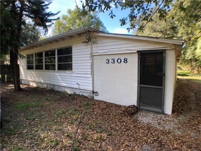 Sanford Single Family Home For Sale: 3308 Palmway Drive