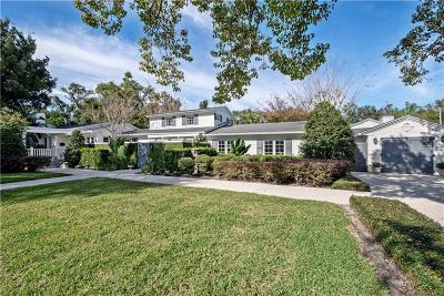 Winter Park Single Family Home For Sale: 1031 Palmer Avenue