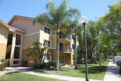 Coral Springs Condo For Sale: 8977 Wiles Road #308