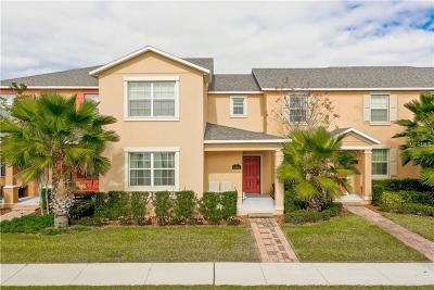 Winter Garden Townhouse For Sale: 14855 Evergreen Oak Loop