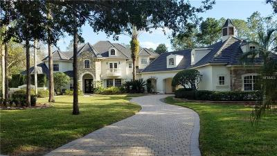 Lake Mary FL Single Family Home For Sale: $1,329,000