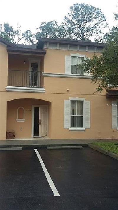 Kissimmee Townhouse For Sale: 2769 Corvette Lane