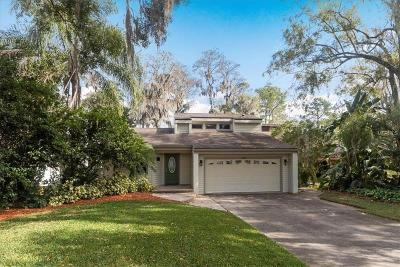 Orlando Single Family Home For Sale: 14024 Lake Price Drive