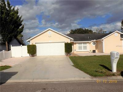 Kissimmee Single Family Home For Sale: 112 Rosewood Court