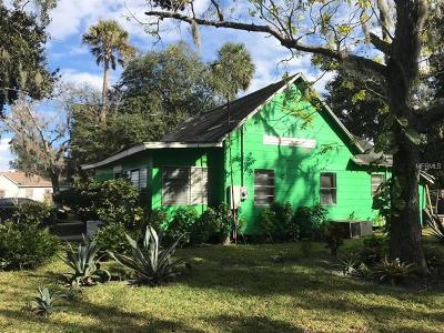 Daytona, Daytona Beach, Daytona Beach Shores, De Leon Springs, Flagler Beach Single Family Home For Sale: 531 Bellevue Avenue