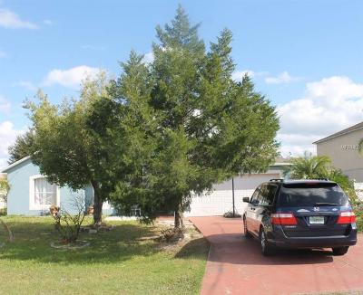 Kissimmee Single Family Home For Sale: 930 Halifax Drive
