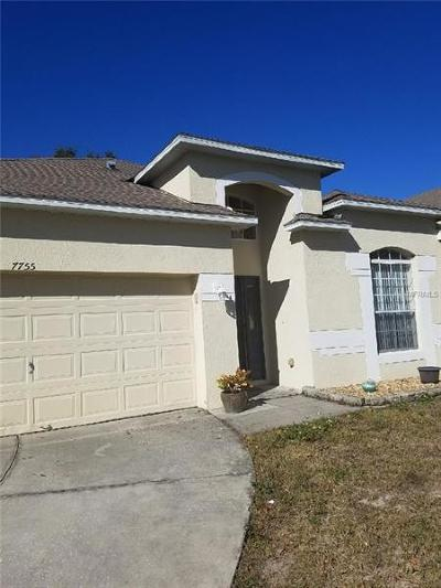 Orlando Single Family Home For Sale: 7755 Senjill Court