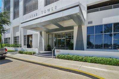 Orlando Condo For Sale: 260 S Osceola Avenue #607