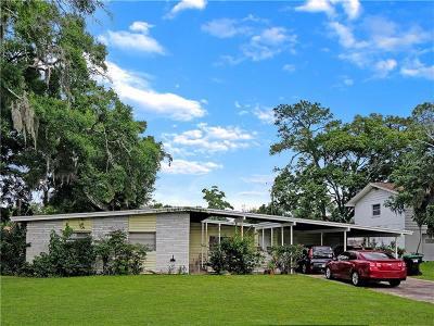 Orlando FL Single Family Home For Sale: $179,000