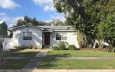Winter Park Single Family Home For Sale: 1415 Indiana Avenue
