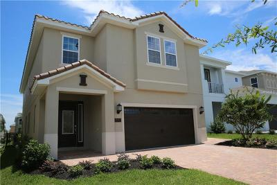 Kissimmee Single Family Home For Sale: 640 Lasso Drive