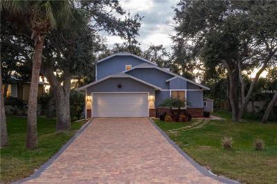 New Smyrna Beach Single Family Home For Sale: 4440 Saxon Drive