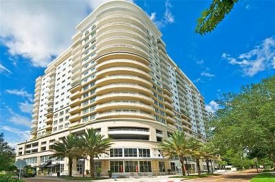 Orlando Condo For Sale: 100 S Eola Drive #702
