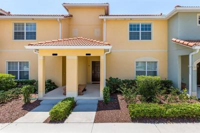 Kissimmee Townhouse For Sale: 2939 Buccaneer Palm Road