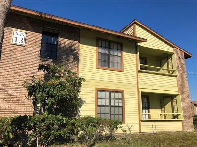 Orlando FL Condo For Sale: $125,000