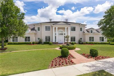 Kissimmee, Miramar Beach, Orlando, Windermere, Winter Garden, Winter Park, Celebration, Davenport, Reunion Single Family Home For Sale: 9744 Carillon Park Drive