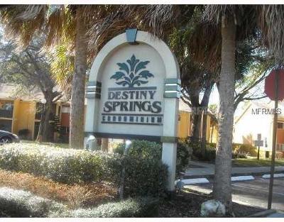Seminole County Rental For Rent: 958 Lake Destiny Road #D