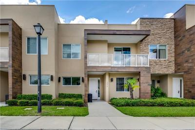Kissimmee Townhouse For Sale: 7674 Amazonas St