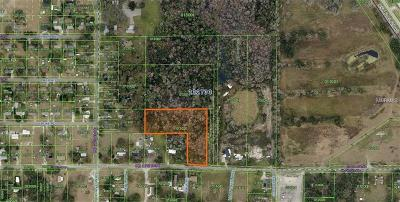 Lakeland Residential Lots & Land For Sale: 0 Mt Tabor Road