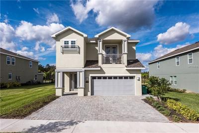 Kissimmee Single Family Home For Sale: 7730 Fairfax Drive