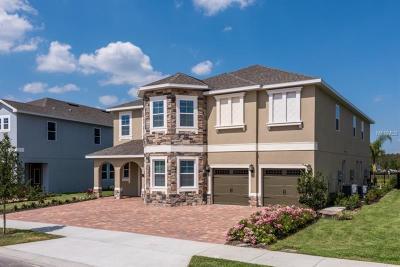 Celebration, Harmony, Kissimmee, Saint Cloud Single Family Home For Sale: 7715 Banyon Way