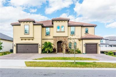 Single Family Home For Sale: 8061 Ludington Circle