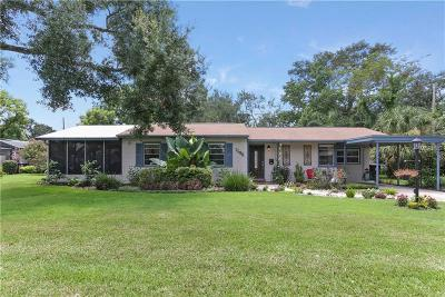 Orlando Single Family Home For Sale: 3680 Dubsdread Circle