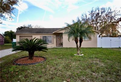 Deltona Single Family Home For Sale: 2277 Matthew Circle