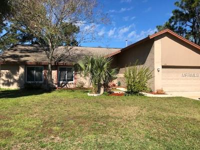Lake Mary Single Family Home For Sale: 224 Morning Glory Drive