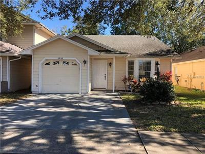 Winter Park FL Single Family Home For Sale: $212,000