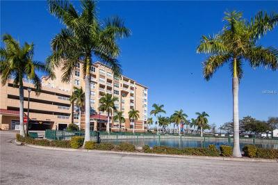 Bradenton Condo For Sale: 808 3rd Avenue W #610
